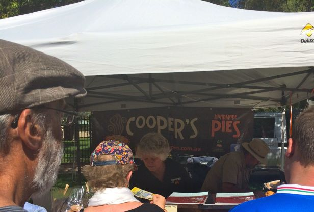 Coopers Pies