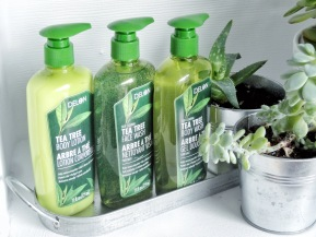 Tea Tree Products by Delon