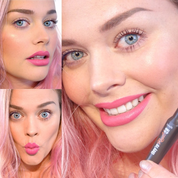 Benefit Pink Thrills Double The Lip