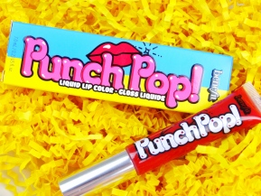 Benefit Punch Pop! Liquid Lip Colour Review