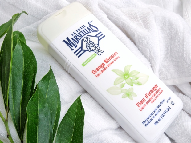Le Petit Marseillais Shower Creme Blog Review