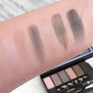 Hard Candy Look Pro! Eye artiste contour collection Smoky