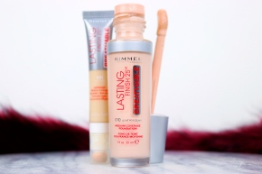 Rimmel Lasting Finish Breathable Foundation & Concealer