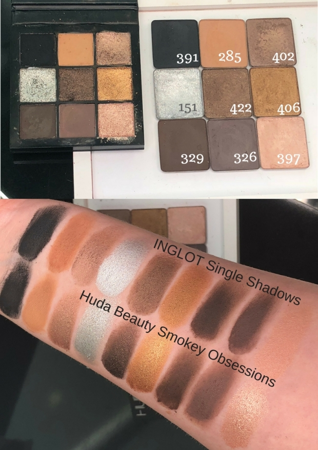 Huda Beauty Smokey Obsessions