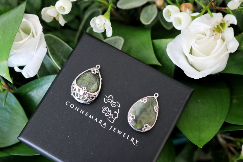 Irish Green Jewellery